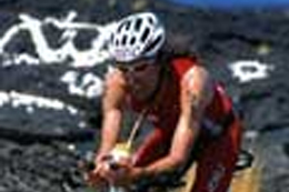 Olaf Richters beim Ironman auf Hawaii 2009